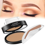 Prefect Eyebrow Stamp Powder, Prefect Eyebrow in Seconds, All new design Pro set, 3 in 1,