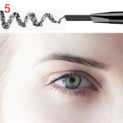 DORIC Eyebrow Brush - Premium Quality Angled Eye Brow Brush and Spoolie Brush