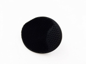 Manual Facial Cleansing Pads Silicone - Deeply Cleansing Natural Blackhead Removal Brush For Face