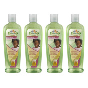 Sofn'Free n'Pretty GroHealthy Growth Oil 260ml Pack of 4
