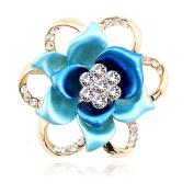 BEYLEG Beautiful Flower Brooch Pin