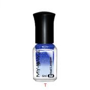 YJYdada Nail Polish,Thermal Nail Varnish Colour Changing Peel Off Varnish Beauty Sexy Cosmetic