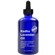 Lavender Oil 30ml - 100% Natural Therapeutic Grade
