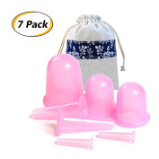 Silicone Cup Set Cupping Therapy for Cellulite Body Massage Suction Cups Therapy