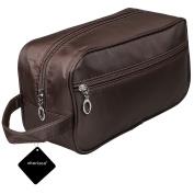 xhorizon SR Portable Waterproof Big Capacity Travel Makeup Wash Toiletry Shaving Bag Bathroom Organiser