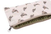 Holly House Chicken Make-Up Bag