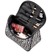 Women Portable Travel Cosmetic Bag Makeup Holder Case Pouch Toiletry Organiser Storage