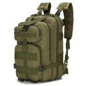 Teruixing Waterproof Outdoor Military Rucksacks Molle Tactical Backpack Sports Hiking Trekking Fishing Hunting Bag 25L