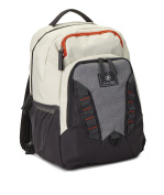 Jeep Sport Back Pack Nappy Bag, Grey/Cream
