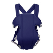 Multifunction Breathable Baby Carrier Multi-Position Soft Structured Sling Adjustable Hip Support Straps