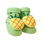 YJYdada Baby Kids Toddelrs Cute 3D Rabbit Socks Boots Winter Warm Soft Sole Slipper Shoes