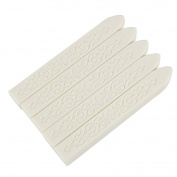 Sealing Wax Sticks, 10 Pcs Vintage Melting Sticks Wicks Cord for Stamp Signature Envelope Letter