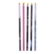 5pcs Adhesive Wax Pencil Nail Art Dotting Pen Rhinestones Picking Tool
