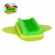 Foot Scrub Brush,Liangxiang Feet Scrubber Washers Massager With Sucker Bathroom Spa -Improves Foot Circulation & Reduces Foot Pain