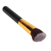 Soft synthetic hair Makeup Blusher Powder Foundation Brush Beauty Tool