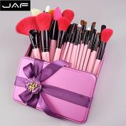 32pcs Makeup Brushes Set Natural Hair Makeup Brushes Sets Professional for Gift - JAF