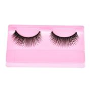 False Eyelash, Dressin A Pairs False Eyelash Extensions False Eyelashes Natural Long with Pink Beauty Tool False Eyelashes Applicator Remover Clip Tweezer Nipper.