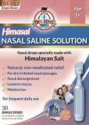 HIMASAL AGES +1 - Natural Nasal Saline Solution