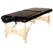 Best Massage Portable SPA Massage Table Package Black 80cm