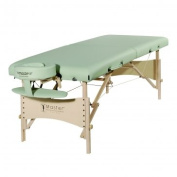 Best Massage Portable SPA Massage Table Memory Foam Package Cream 70cm