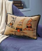 Whimsical Halloween Cushion Pillows Accent Decoration
