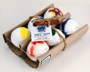 DIY SPA AT HOME Bath Bombs Bundle of 6 OR 3 Essential Oil Blends Aromatherapy & Colour Therapy
