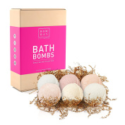 "Bombay Bath Emporium Bath Bombs Lush and Luxurious ""World Escapes Collection,"" Essential Oils, All Natural, USA Made Only, Best Buy Gift for Mother Day Gifts, Valentine Day, Gift Baskets"