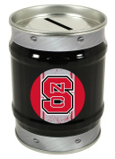 NC State Wolfpack Tin Money Bank