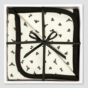 Victoria Beckham for Target Baby Bee Print Knit Blanket, Limited Edition