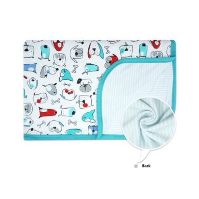 CuteOn Baby/Toddler Girls/Boys Blanket - Assorted colour (05 Dog)