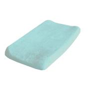 Go Mama Go Minky Changing Pad Cover, Aqua