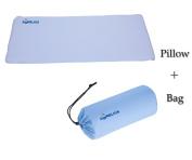 Aurelius Memory Foam Baby Crib Wedge Sleep Pillow for Preventing Spilt-up