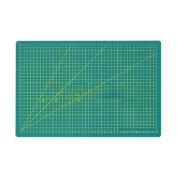 Antoollec Cutting Mat A3 Self-Healing Durable PVC Mat with Grids(A Level 3 Ply)-Pack of 2Pcs