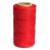 1 pc Durable 240 Metres 1mm 150D Leather Waxed Thread Cord for DIY Handicraft Tool Hand Stitching Thread