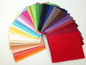 NAVA CHIANGMAI :40 Pcs 22cm X 28cm Thick Mulberry Paper DIY Craft Scrapbook Wedding Handmade Tear Bears Paper Piecing Scrapbook Wedding White and Other Colour From THAILAND