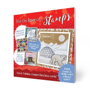 Hunkydory For the Love of Stamps Magazine - Issue 6 (Christmas) with Stamps & Papers!