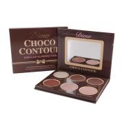 Diow Choco illuminator Glow Kit Shimmer Bronzer and Highlighter Contour Eyeshadow Palette Maquiagem Beauty Cosmetics