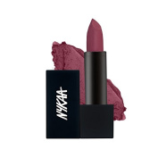Nykaa So Matte Lipstick Very Berry Collection - Cranberry Sangria 17 M