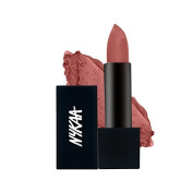 Nykaa So Matte Nude Lipstick Collection Caramel Mocha 21M