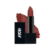 Nykaa So Matte Nude Lipstick Collection Praline Cookie 24M