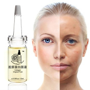 Plant Gift -Collagen Original Fluid ,Reduce wrinkles, enhance collagen, and excellent moisturiser to promote clear young skin-10ml2(0.35oz2)