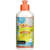Linha Tratamento (#ToDeCachinho) Salon Line - Creme para Pentear Kids {Cachinhos Show!} 300 Ml -