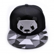 Inverlee Women Fashion Sports Baseball Panda Cap Snapback Golf Hip-Hop Hat