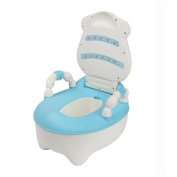 Ancaixin Blue Cow Comfort Potty Training Seat for Kids Toddlers Infant