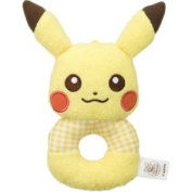 Pokemon my first pokemon linlin rattle /Pikachu Baby / Rattles / baby / doll