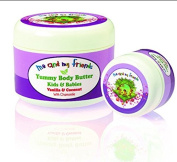 Kid's Yummy Body Butter with Vanilla and Coconut by Nabila K