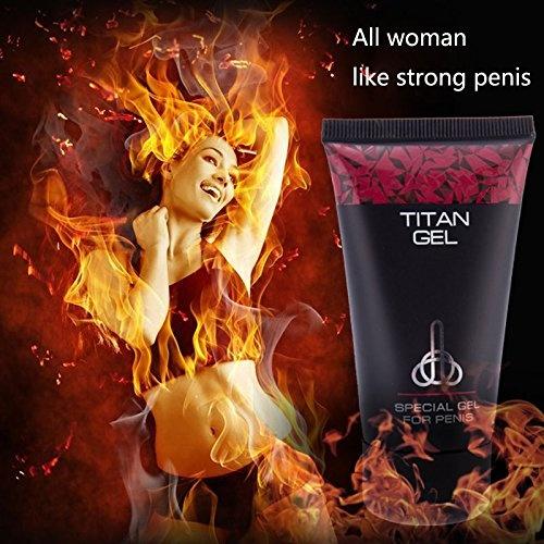 titan gel special intimate lubricant gel for men by titan gel shop
