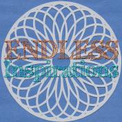 Endless Inspirations Original Stencil, 15cm x 15cm , Spirograph 3