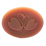3D Lovers Swan Craft Art Silicone Soap mould Craft Moulds DIY Handmade Candle mould Chocolate Mould moulds