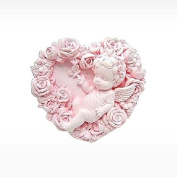 3D Baby Angel Craft Art Silicone Soap mould Craft Moulds DIY Handmade Candle mould Chocolate Mould moulds